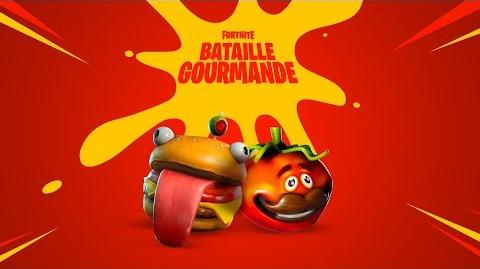 FORTNITE - BATAILLE GOURMANDE