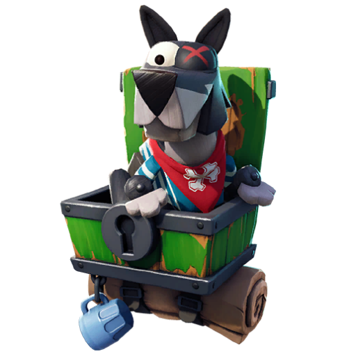 Woodsy Pirate - Pet - Fortnite