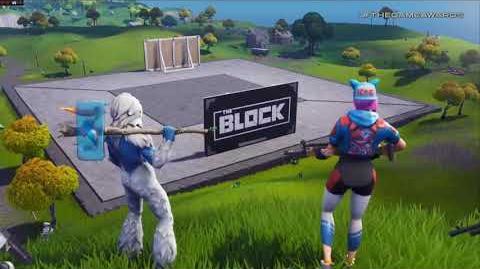 Fortnite The Block Reveal Trailer - Game Awards 2018