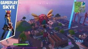 SKYE (Gameplay Fornite)