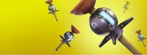 Bannière grenades