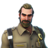 Chief Hopper - Outfit - Fortnite