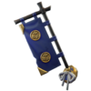 Sashimono - Back Bling - Fortnite