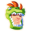 Rex Roar - Emoticon - Fortnite