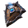 Runic Shield - Back Bling - Fortnite