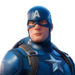 Captain America - Outfit - Fortnite