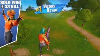 SOLAIRE (Gameplay Fornite)