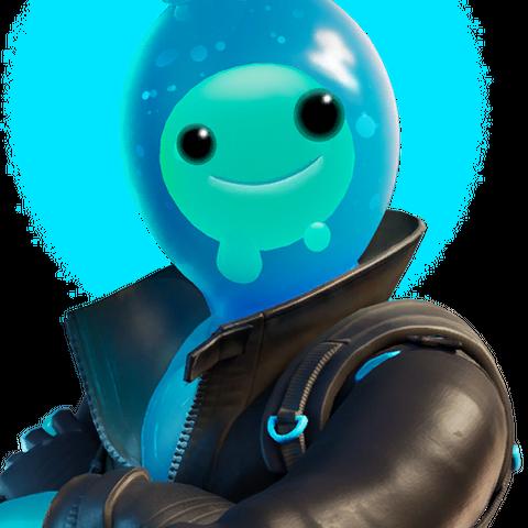 Blob Head