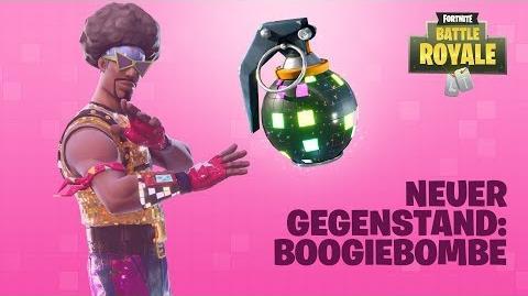 Fortnite Battle Royale - Neuer Gegenstand Boogiebombe