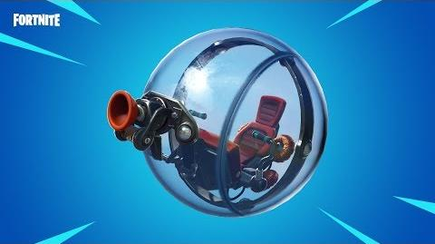 Fortnite - Bulle mobile