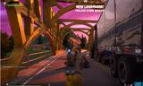 Pont en Acier jaune