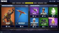 Fortnite Item-Shop