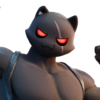 Meowscles (Shadow) - Outfit - Fortnite