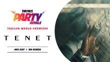 Tenet Trailer World Premiere