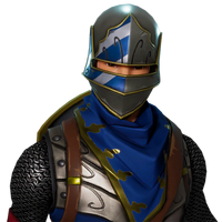 Blue Squire - Outfit - Fortnite