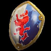 Royale Shield - Back Bling - Fortnite