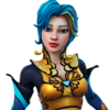 Flutter - Outfit - Fortnite