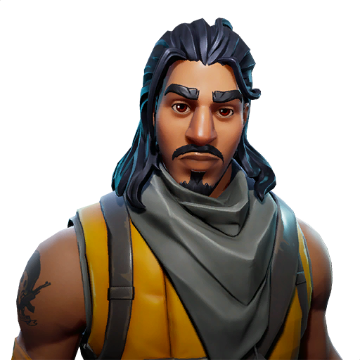 Tracker Outfit Fortnite Png