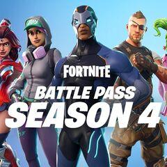 Season 4 Battle Pass Outfits