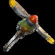 Propellerhacke (Skin)