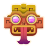 Ancient Mask - Emoticon - Fortnite