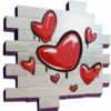 Hearts - Spray - Fortnite