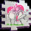 Rock Love - Spray - Fortnite