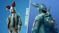 GARENNE (Outfit Fortnite)