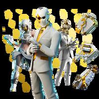 Pack Agent Double (Fantôme)