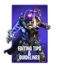 Editing Tips - Cover - Fortnite