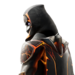 Molten Omen (New) - Outfit - Fortnite