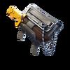 Gold Dagger Pack - Back Bling - Fortnite