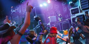 Dance Party (Full) - Loading Screen - Fortnite