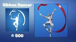 Danse du Ruban - Emote