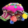 Sugar Crash - Glider - Fortnite