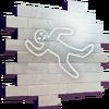 Chalk Outline - Spray - Fortnite