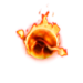 Firestarter - Back Bling - Fortnite