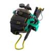 Pathogen - Back Bling - Fortnite