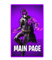 Main Page - Cover - Fortnite