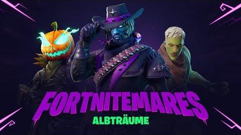 Fortnite – Fortnite Albträume 2018