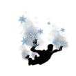 Snowflakes - Contrail - Fortnite