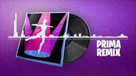 Fortnite Prima Remix Lobby Music (Pirouette Emote)