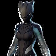 Lynx Couleur Noire