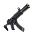 Suppressed Submachine Gun - Weapon - Fortnite