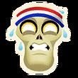 Sweaty - Emoticon - Fortnite