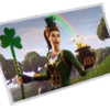 Sgt. Green Clover - Loading Screen - Fortnite