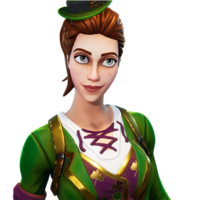 Sgt Green Clover - Outfit - Fortnite