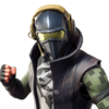 Grit - Outfit - Fortnite