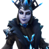 The Ice Queen - Outfit - Fortnite