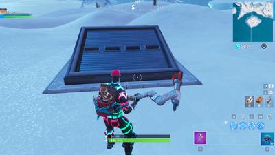Bunker Ice